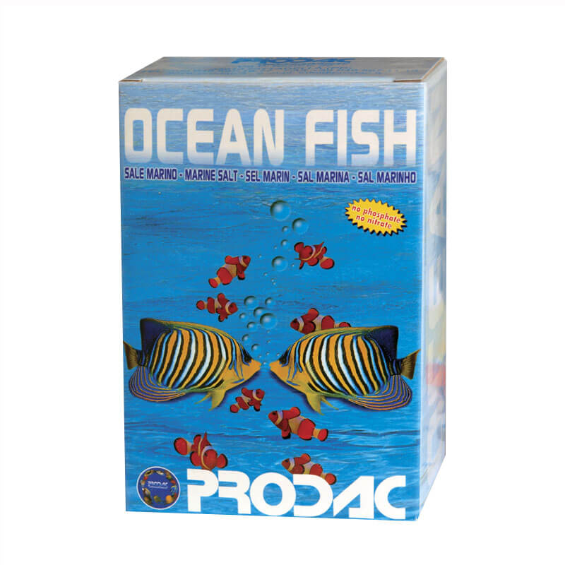 Prodac Ocean Fish Akvaryum Deniz Tuzu 4 Kg | 49,37 TL