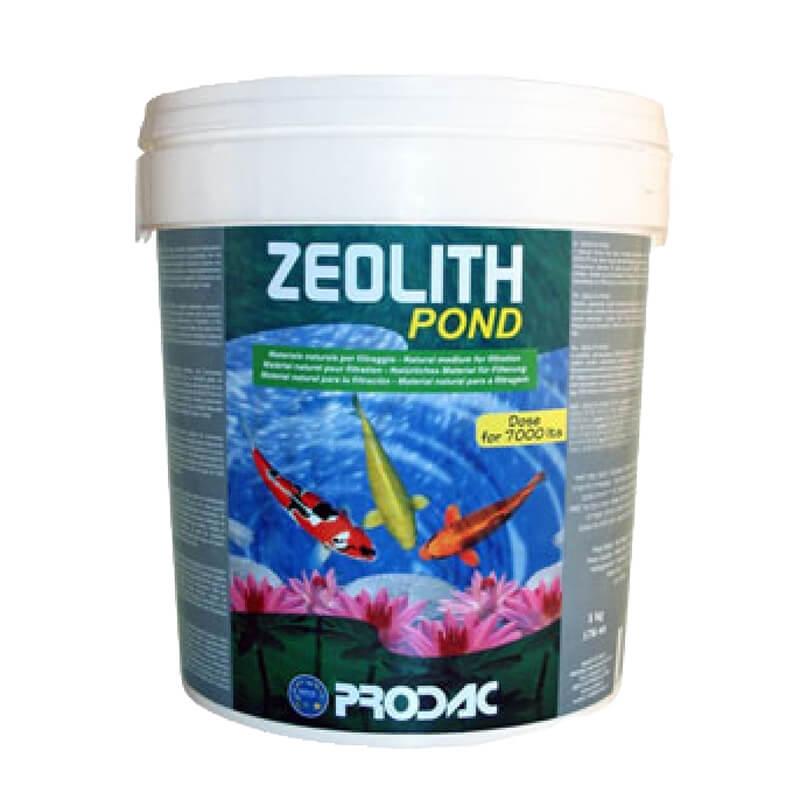 Prodac Zeolith Pond Akvaryum Filtre Malzemesi 5 Kg | 109,02 TL