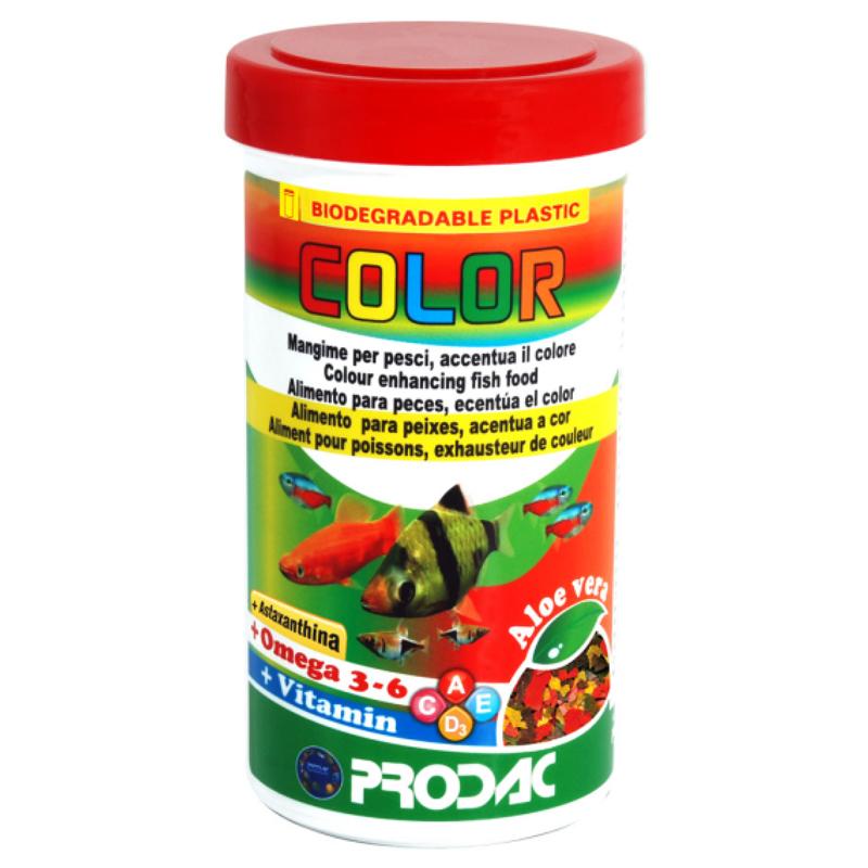 Prodac Nutron Color Pul Tropikal Balık Yemi 250 ml | 27,10 TL