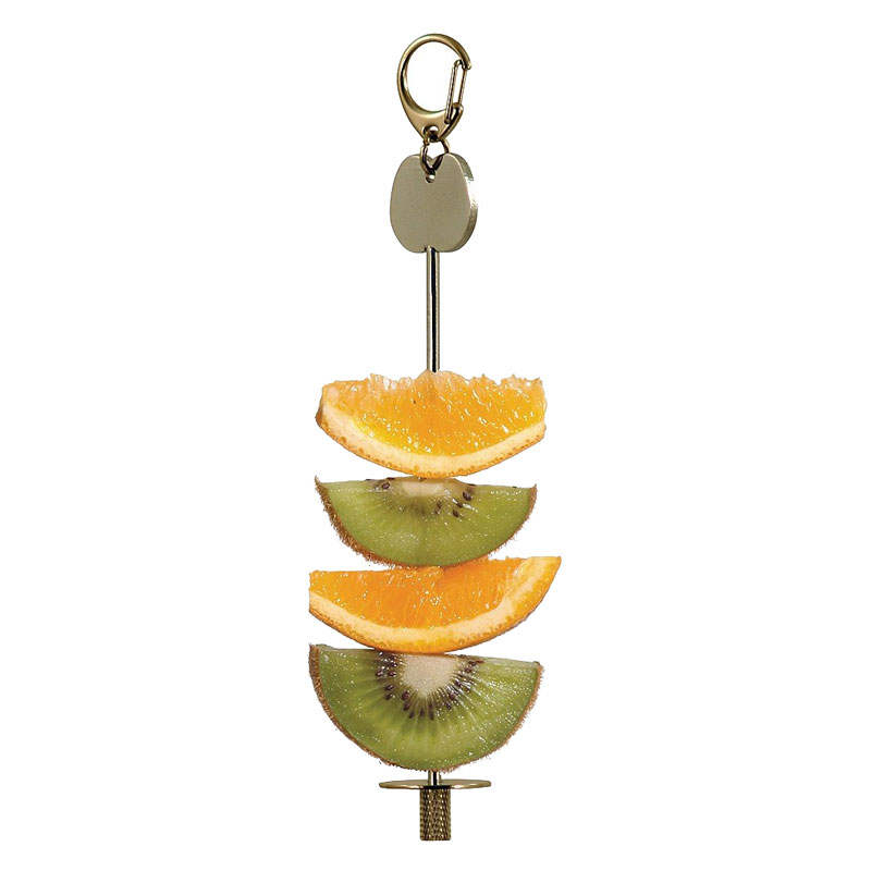Trixie Fruit Stick Kuş Ve Kemirgen Metal Meyve Tutacağı 18 cm | 42,05 TL