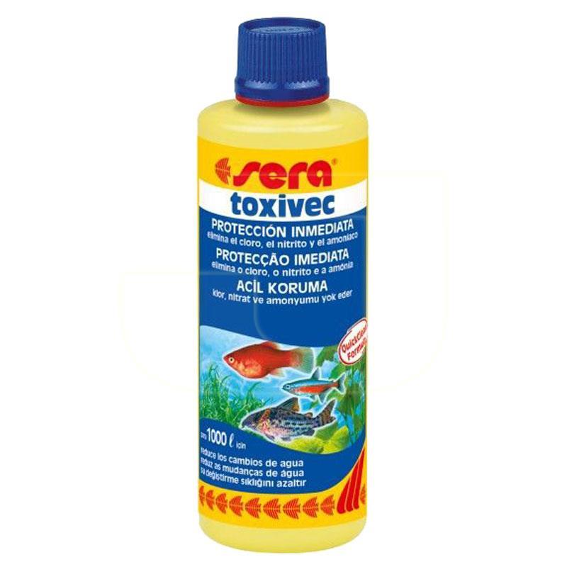 Sera Toxivec Akvaryum Su Düzenleyici 250 ml | 125,73 TL