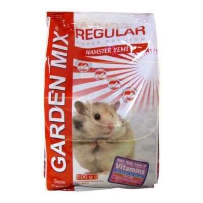 Garden Mix Regular Hamster Yemi 500 gr | 3,37 TL