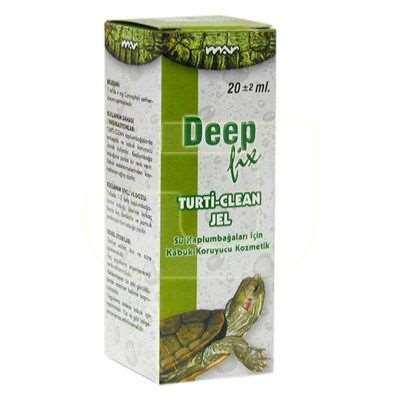 Deep Turti Clean Kaplumbağa Kabuk Koruyucu Bakım Jeli 15 ml | 6,61 TL