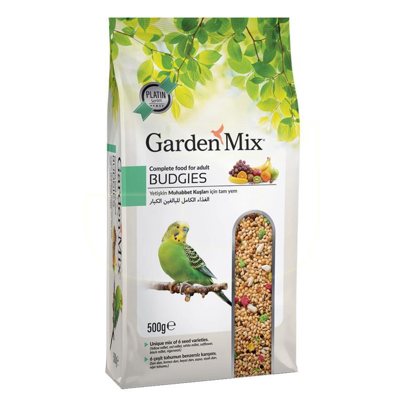 Garden Mix Meyveli Muhabbet Kuş Yemi 500 gr | 7,38 TL