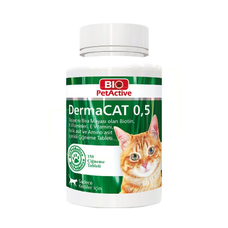 Bio Pet Active Kediler İçin Sarımsaklı Maya Tableti 150 Adet   36,00 TL
