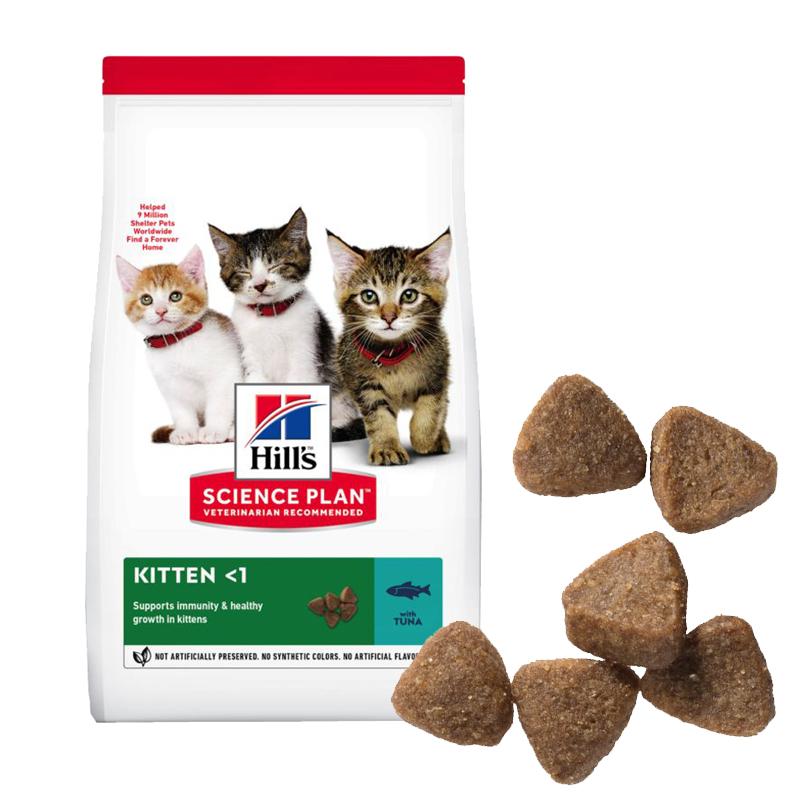 Hills Ton Balıklı Yavru Kedi Maması 1,5 Kg | 116,00 TL