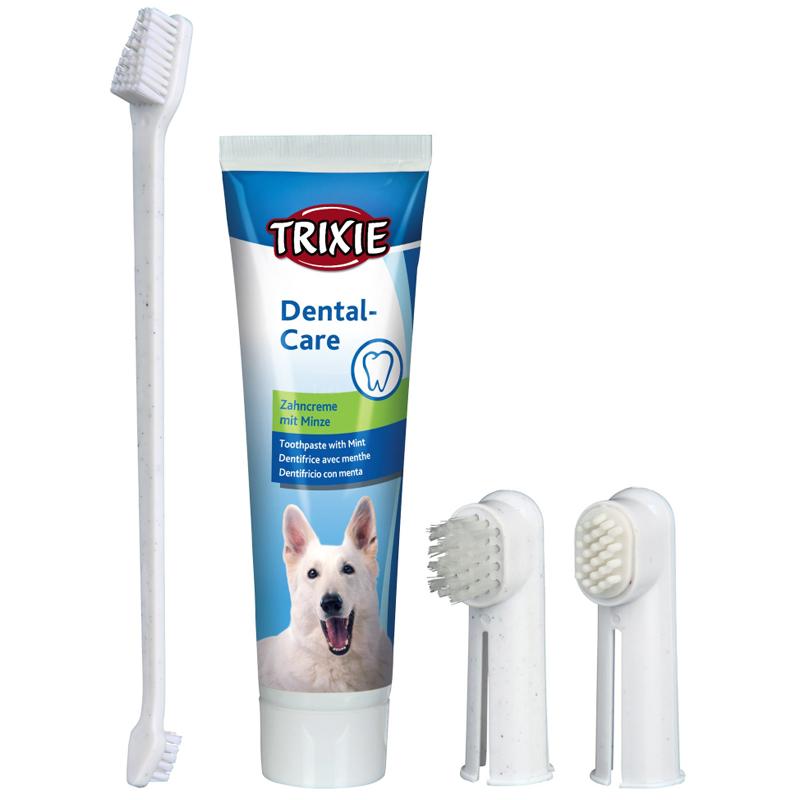 Trixie Köpek Diş Macunu Ve Diş Fırçası Seti | 106,24 TL