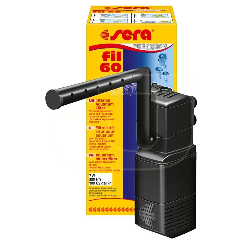Sera Fil 60 Akvaryum İç Filtre 7 Watt   291,21 TL