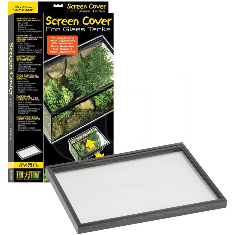 Exo Terra Screen Cover Teraryum Kapağı 60 cm | 402,27 TL
