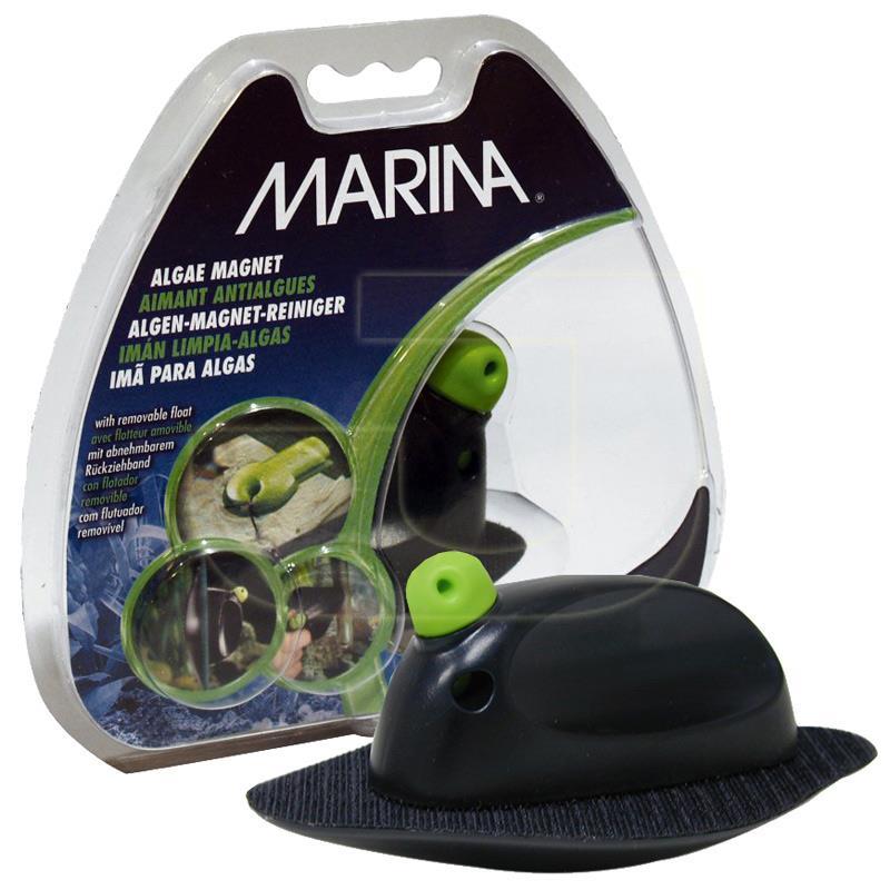 Marina Batmayan Mıknatıslı Geniş Yüzeyli Akvaryum Cam Sileceği Medium | 132,44 TL