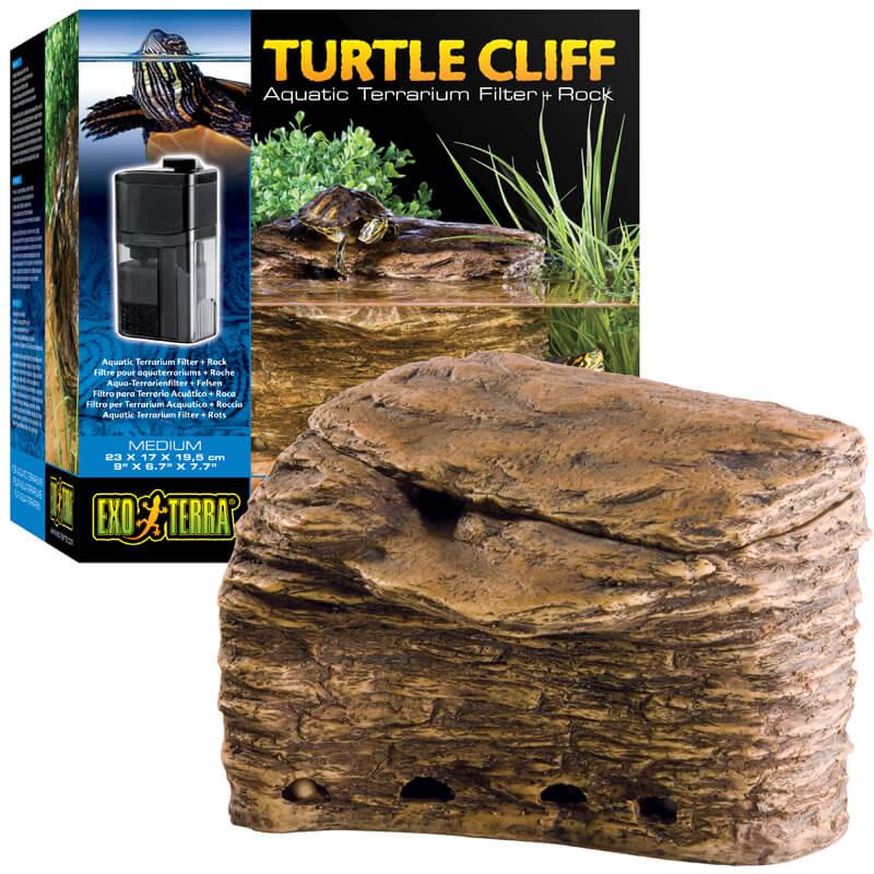 Exo Terra Filtreli Kaplumbağa Kayası Medium | 1.063,49 TL