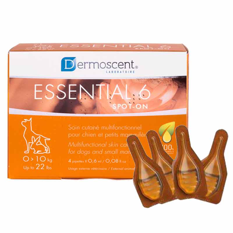 Dermoscent Dog Essential 6 Köpek Deri Ve Tüy Bakım Damlası 0 - 10 kg | 314,99 TL