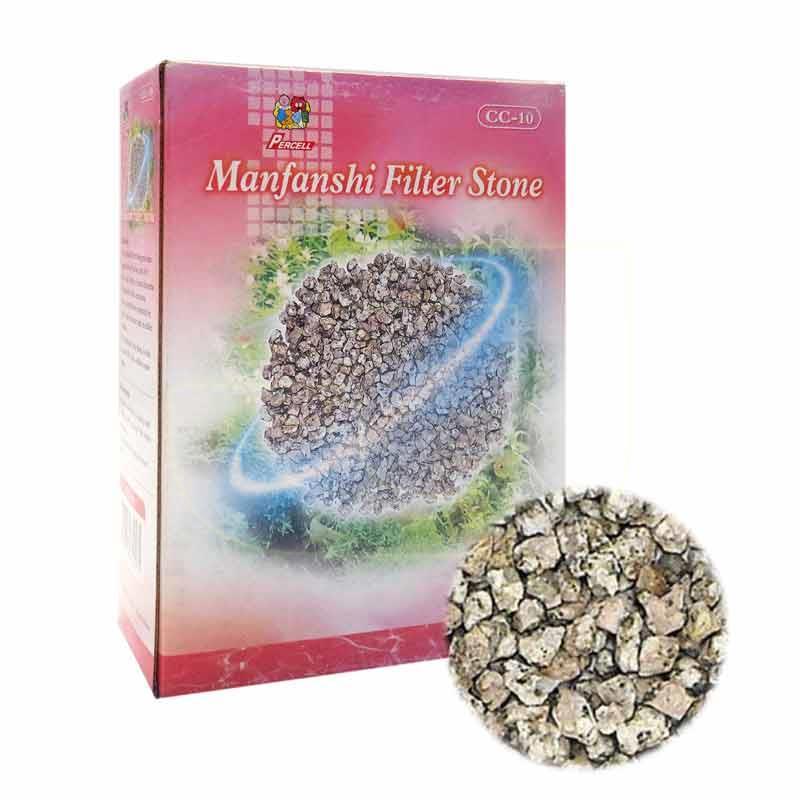Percell Manfanshi Zeolit Biyolojik Filtre Malzemesi 800 gr | 28,05 TL