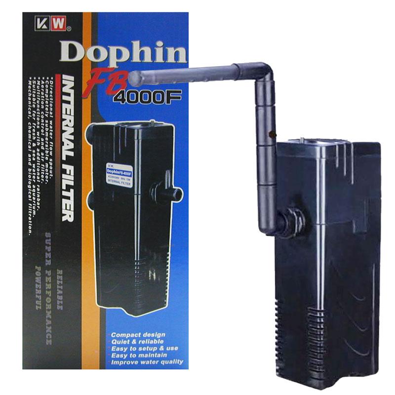 Dophin FB 4000F Akvaryum İç Filtre 12 watt 600 L/H | 169,06 TL