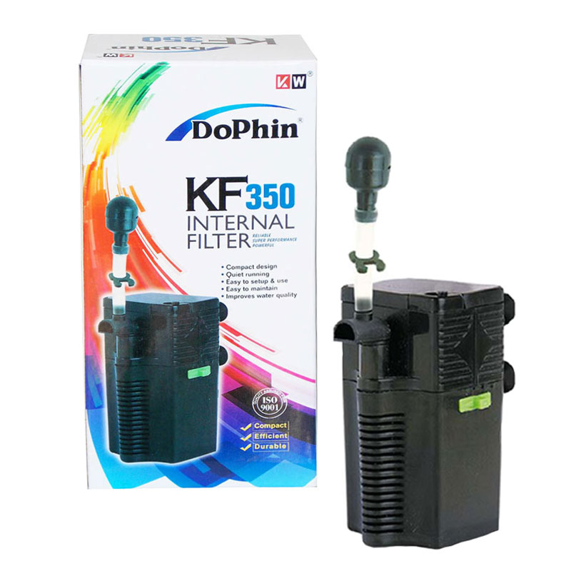 Dophin KF-350 Akvaryum İç Filtre 4,5 Watt | 59,14 TL