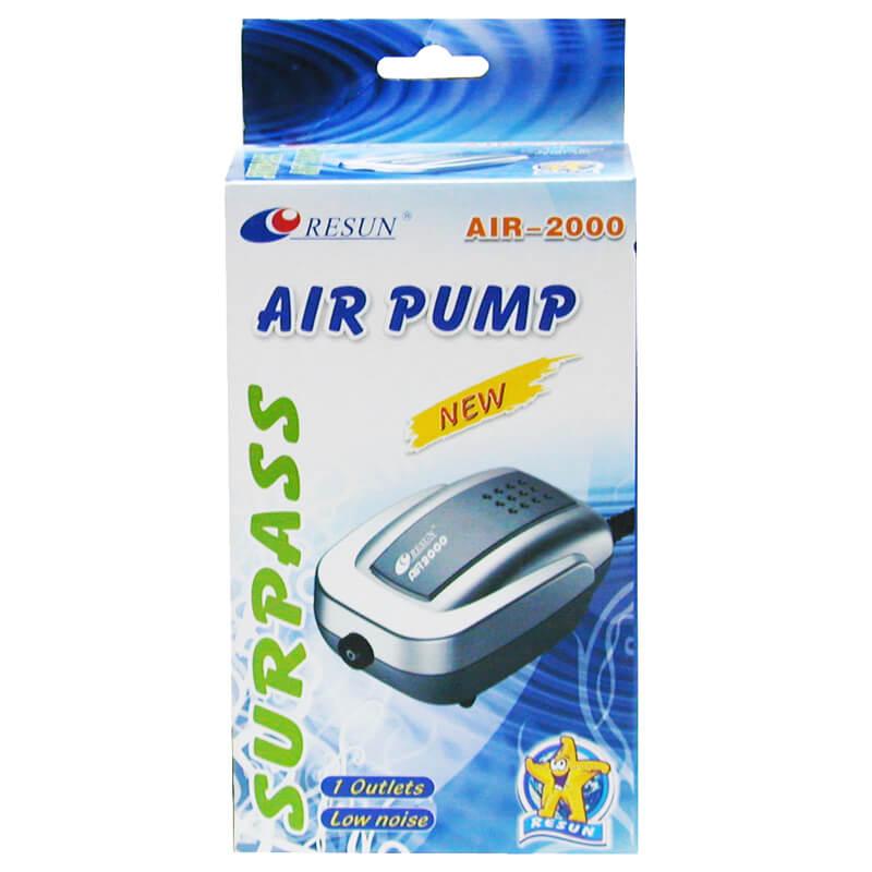 Resun Air-2000 Tek Çıkışlı Hava Motoru 3 Watt | 112,77 TL
