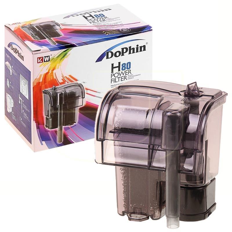 Dophin H-80 Akvaryum Askı Filtre 2,5 Watt | 83,66 TL