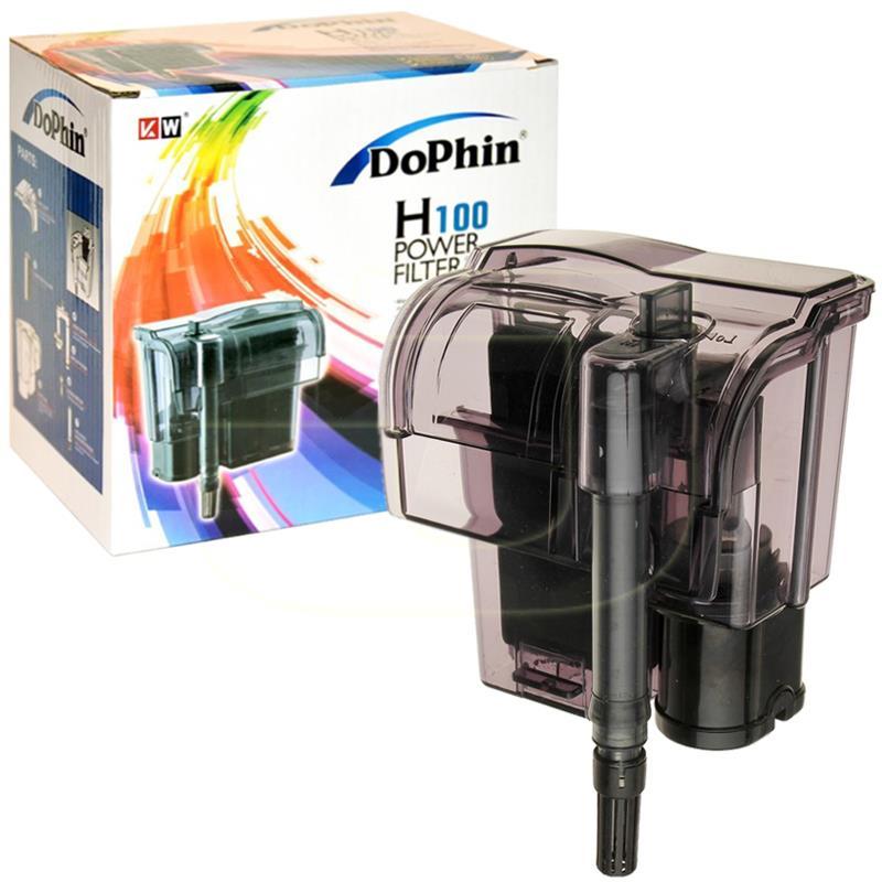 Dophin H-100 Akvaryum Askı Filtre 3 Watt   105,29 TL