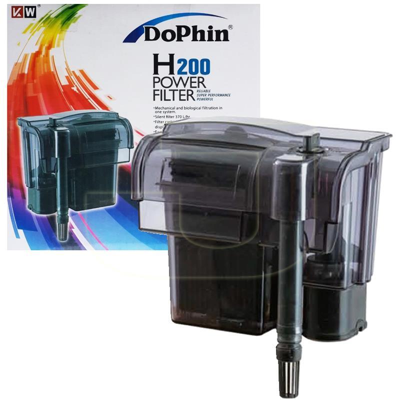 Dophin H-200 Akvaryum Askı Filtre 3,2 Watt | 163,11 TL