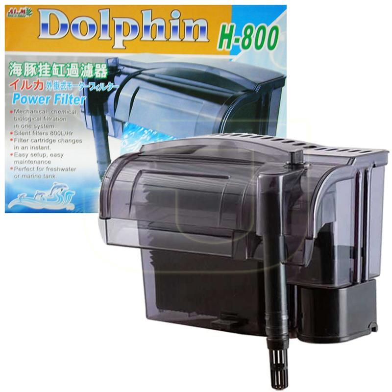 Dophin H-800 Akvaryum Askı Filtre 9 watt | 423,71 TL