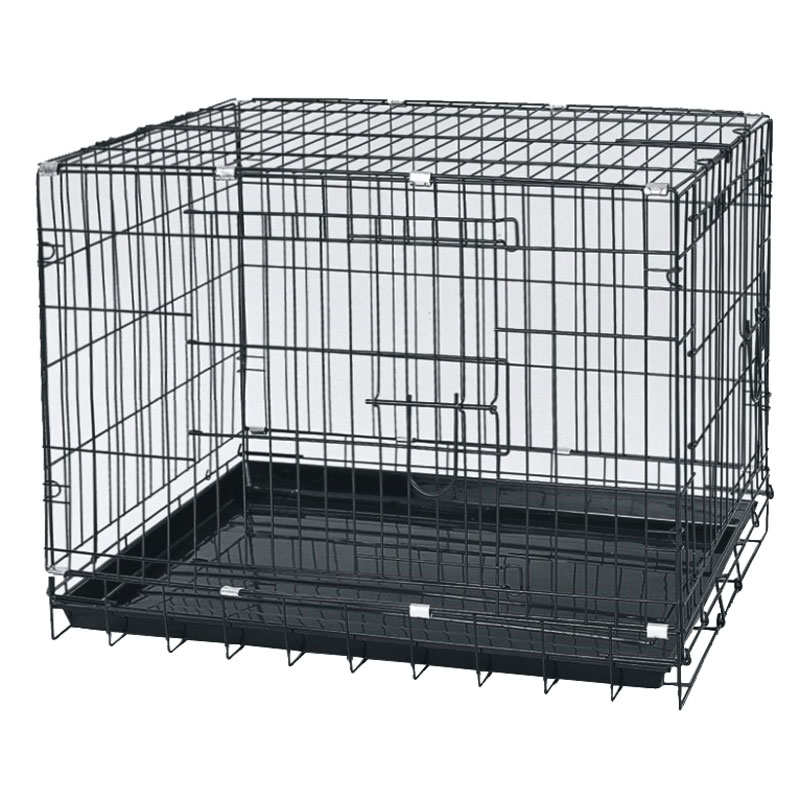 Dayang İki Kapılı Köpek Kafesi 93 cm   1.145,97 TL