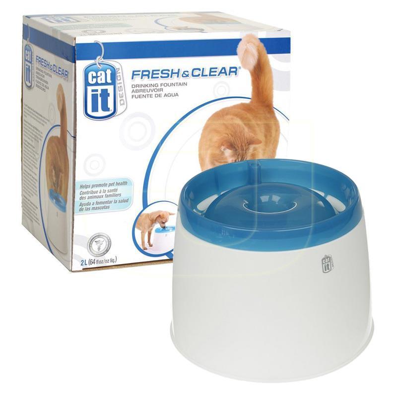 Catit Fresh Clear Kedi Köpek Otomatik Su Kabı 2 Litre | 496,20 TL