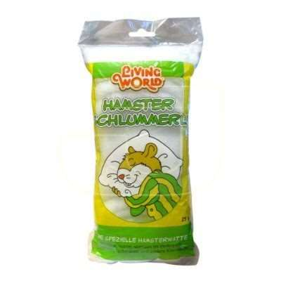 Living World Hamster Elyafı 25 gr | 8,87 TL