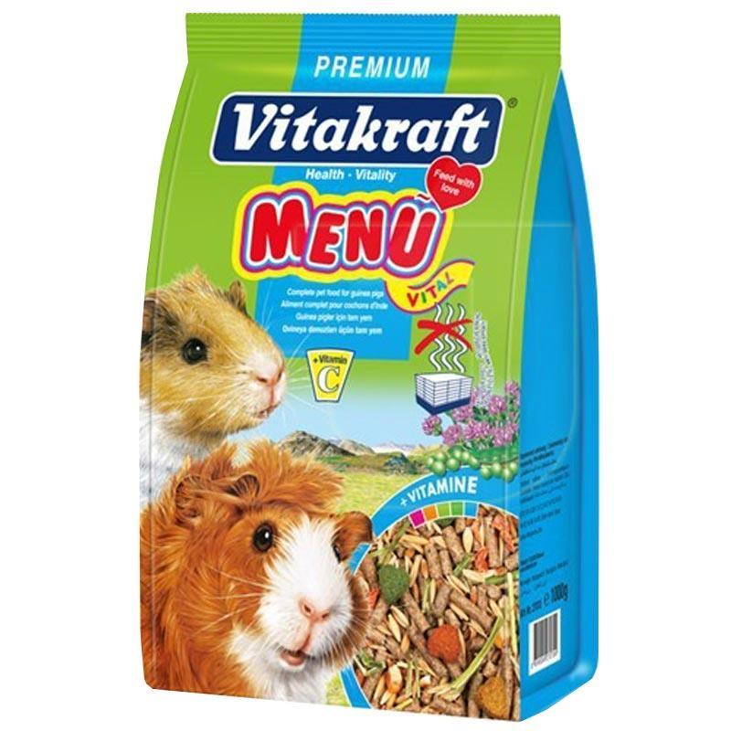 Vitakraft Menü Gine Pig Yemi 1 Kg | 22,79 TL